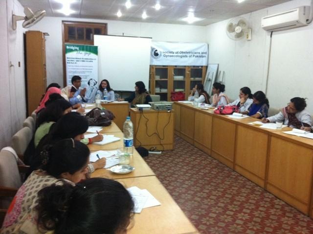 MRCOG Course Part II Course – (Pakistan Medical Association) PMA